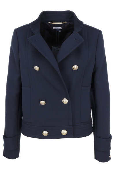 official site buying now high quality Nichelle Jacket Tommy Hilfiger | Navy blue | Gomez.pl/en