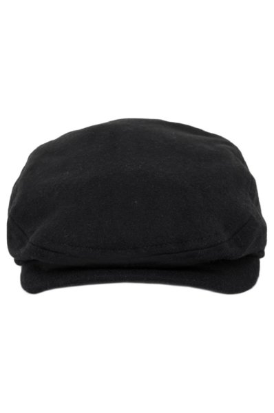 Melton Flat cap Tommy Hilfiger black fd919f2b74b