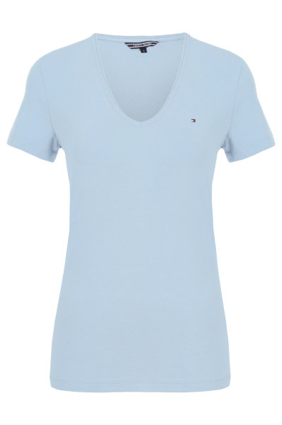 2d9a3be857698 Lizzy T-shirt Tommy Hilfiger | Baby blue | Gomez.pl/en
