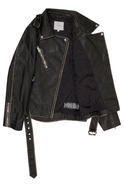 innovative design 6507a a2984 biker jacket alicia Pepe Jeans London | Black | Gomez.pl/en
