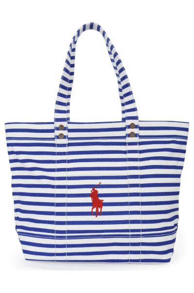 a21d1d90f3ed Shopper Bag Polo Ralph Lauren   Blue   Gomez.pl/en