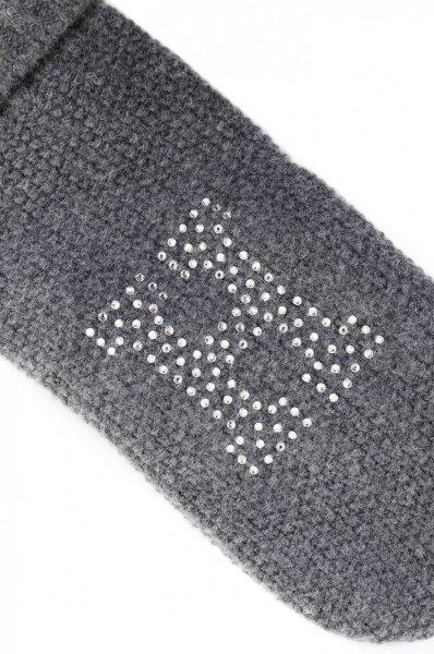 Tommy Hilfiger Handschuhe Sparkle Size: M EU WW0WW01318 // Sparkle Mittens