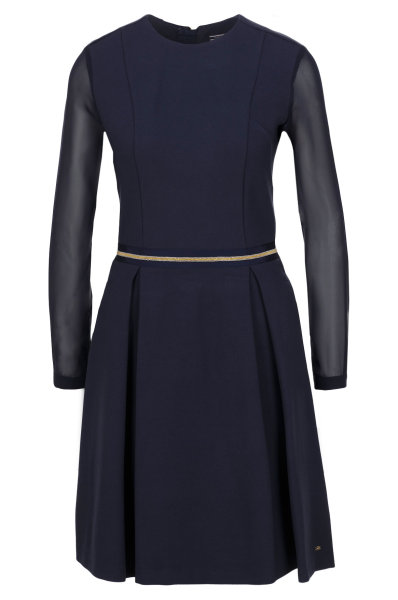 86ca093bdf05e Shelly Dress Tommy Hilfiger | Navy blue | Gomez.pl/en