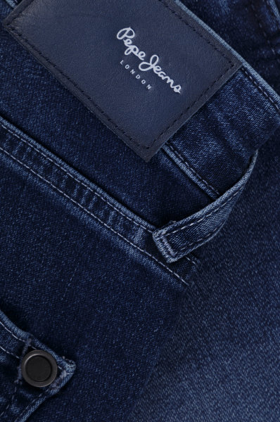 Gunnel Jogger Pants Pepe Jeans London Navy Blue Gomez Pl En