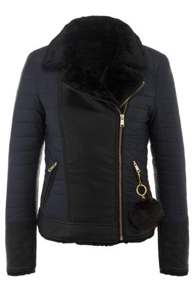961aa89dfa41e Double sided jacket Allegra Guess Jeans black. W74L93 W94X0