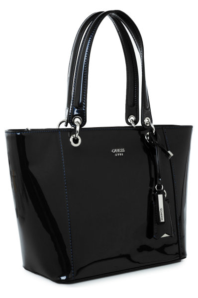 38f48e3a6b9b HWPT66 91230. Shopper bag Kamryn Guess black