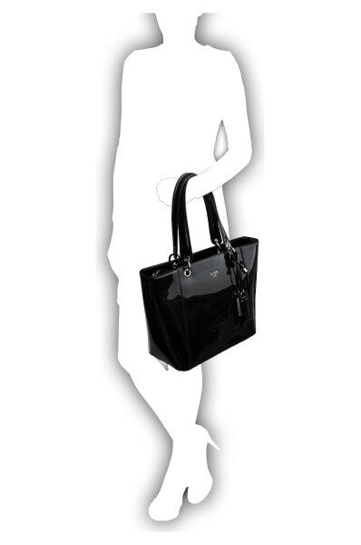 3e34d641db22 Shopper bag Kamryn Guess black. HWPT66 91230