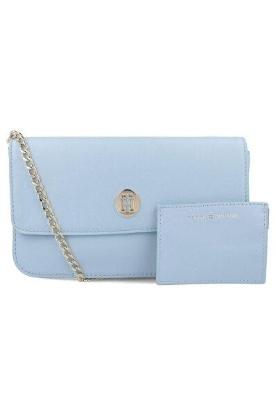 tommy hilfiger light blue bag
