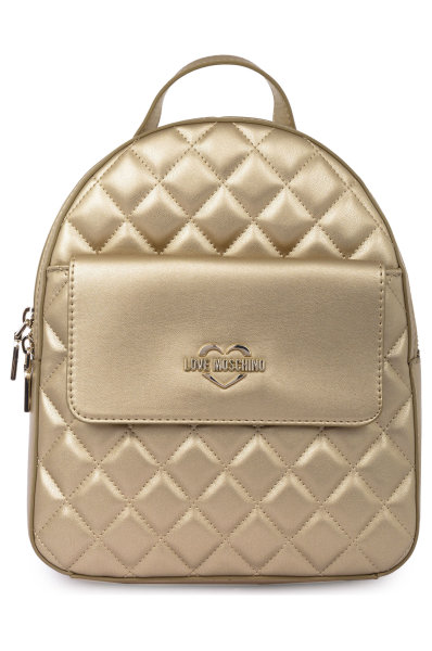 1092bbbfd Backpack Love Moschino | Gold | Gomez.pl/en