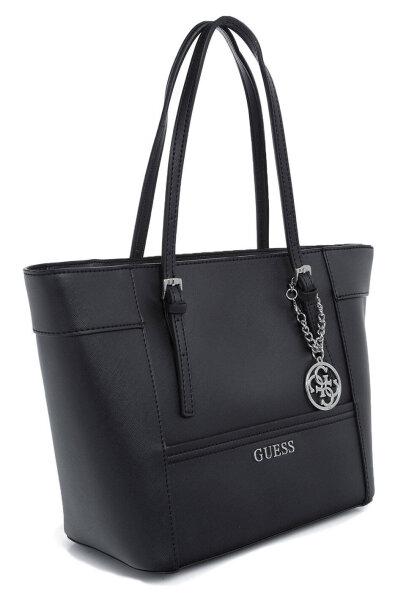 Delaney Shopper bag Guess black