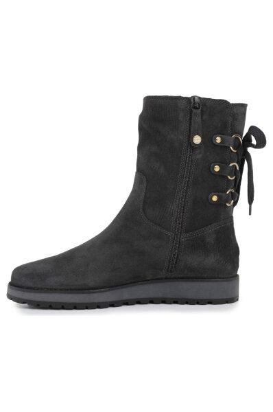 75d0b6509f993 Rita 2B ankle boots Tommy Hilfiger charcoal