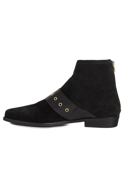 20aabcd9596d Ankle boots Gigi Hadid Flat Boot Tommy Hilfiger black