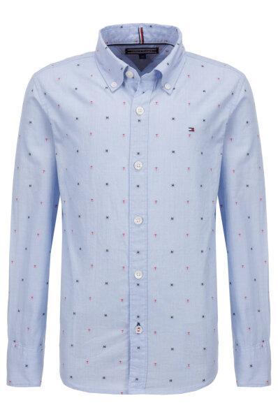 32ff60f8 Ame shirt Tommy Hilfiger | Baby blue | Gomez.pl/en