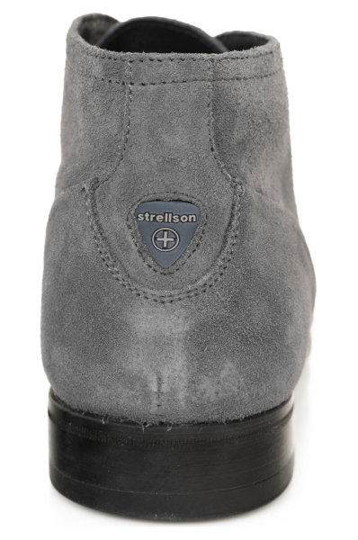 competitive price 689ca aece6 New Harley Mid Lace Shoes Strellson Premium   Gray   Gomez.pl/en