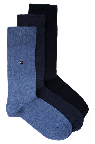 2e475634e Socks 3-pack Tommy Hilfiger   Blue   Gomez.pl/en