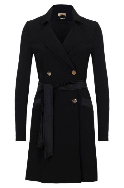 new style e3373 5fa44 Trench coat Liu Jo | Black | Gomez.pl/en