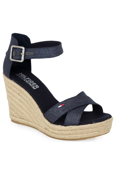 be647e0d40fe Luna Wedges Hilfiger Denim