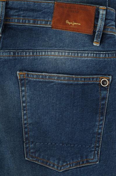 Cash Hrtg jeans Pepe Jeans London navy blue 7ee8abdb39