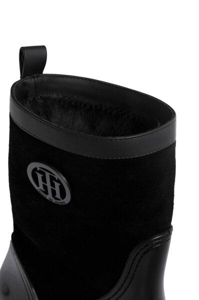 0bba0fd4ce63 Rain boots Oxford 8RW Tommy Hilfiger black