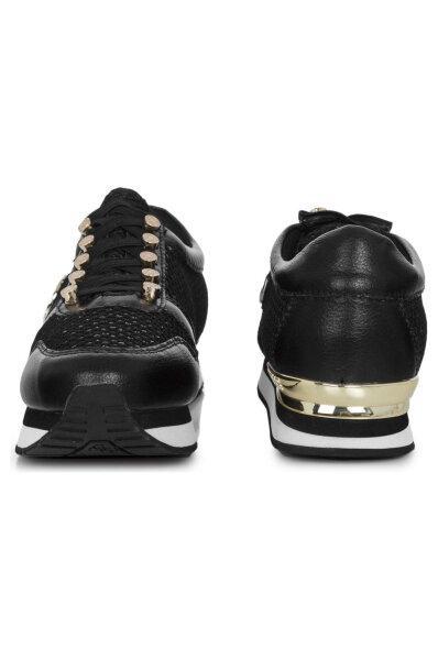 Sneakersy Roman Guess | Czarny | Gomez.pl
