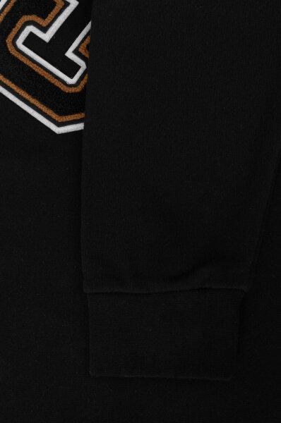 hyvä laatu laadukkaita tuotteita halpa myytävänä Bluza Kamus | Regular fit Calvin Klein | Czarny | Gomez.pl