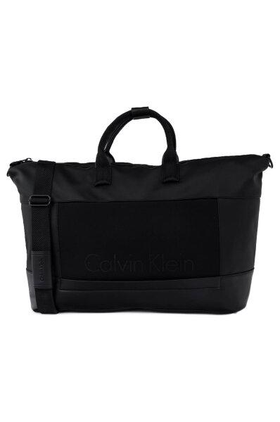 97efd55af5 Travel bag Label Calvin Klein | Black | Gomez.pl/en
