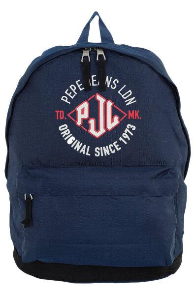 bfd3ac2bbb8 Jackson Backpack Pepe Jeans London | Navy blue | Gomez.pl/en