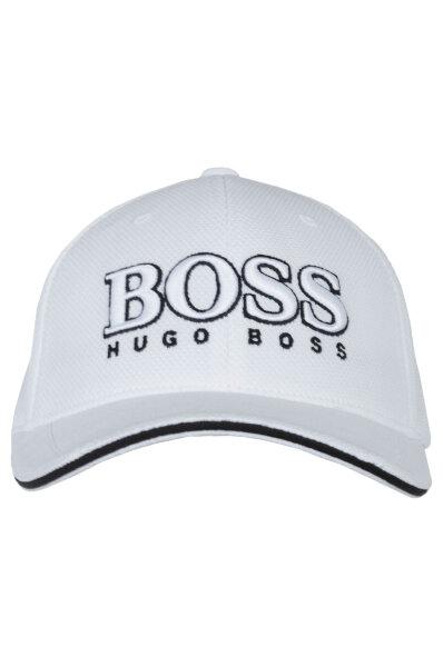 c5408e044a5573 Cap US Baseball cap Boss Athleisure   White   Gomez.pl/en