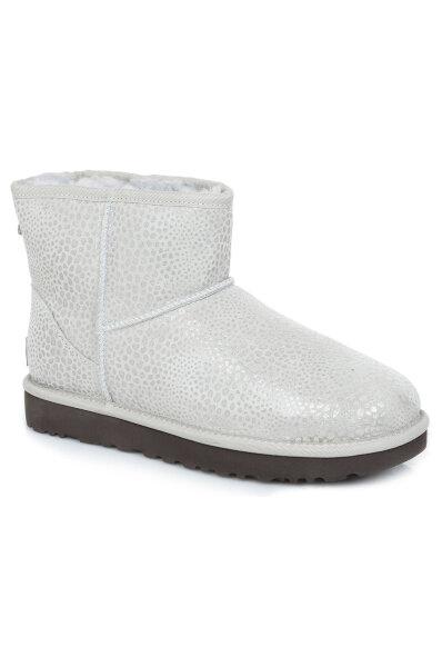 05d5794f8d5 Winter boots W Classic Mini Glitzy UGG | White | Gomez.pl/en