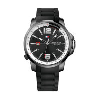 Zegarek Tommy Hilfiger czarny