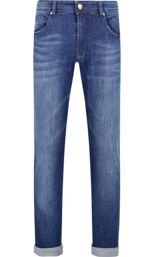 Versace Jeans Jeansy BUBBLE W-1 | Skinny fit