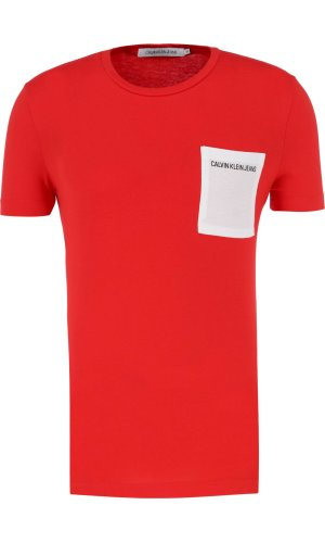 Calvin Klein Jeans T-shirt POCKET INSTITUTIONAL | Slim Fit