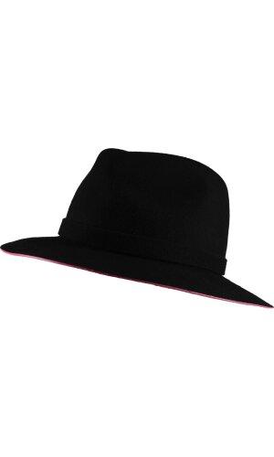 Emporio Armani Wełniany kapelusz