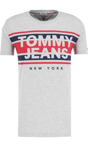 Tommy Jeans T-shirt CUT OUT STRIPE | Regular Fit