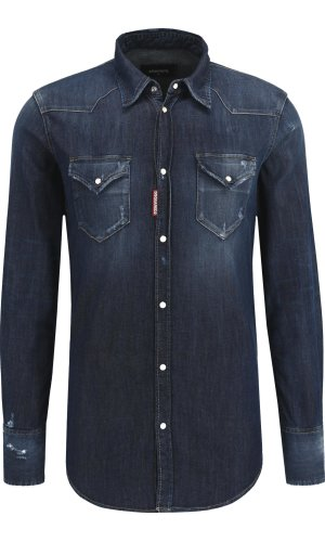 Dsquared2 Shirt | Slim Fit | denim
