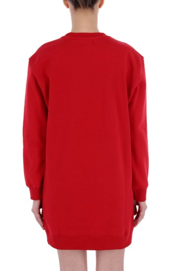Dress Tommy Jeans red