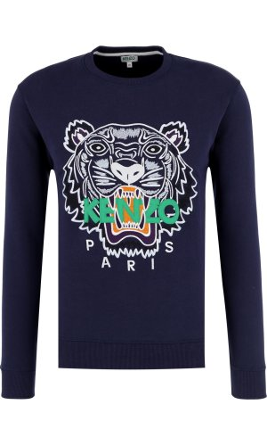 Kenzo Bluza TIGER CLASSIC | Regular Fit