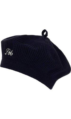 Polo Ralph Lauren Wełniany beret | Regular Fit