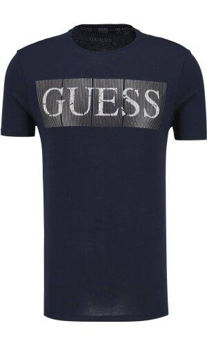 Guess Jeans T-shirt FOIL BAND | Slim Fit
