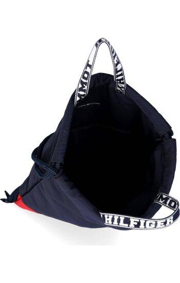 Plecak Tommy Hilfiger granatowy