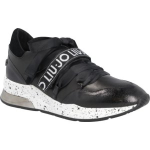 vóleibol declarar Poder  Sneakers Karlie 03 Liu Jo | Black | Gomez.pl/en