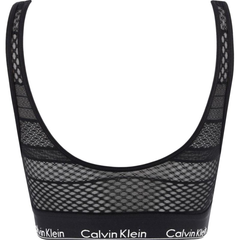 Bra Push up Calvin Klein Underwear black