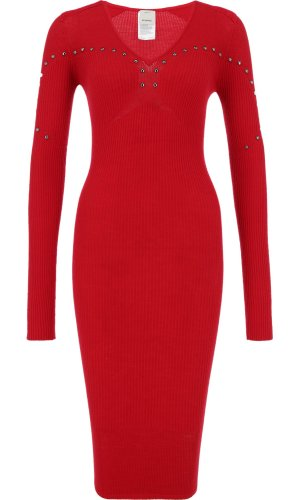 Pinko Wool dress Begonia