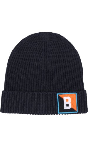 Boss Wełniana czapka Fedon 01