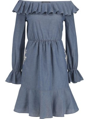 Twinset Sukienka | denim