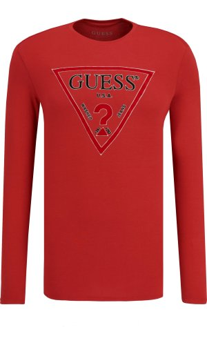 Guess Jeans Longsleeve vn ls logo original | Extra slim fit