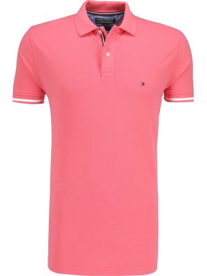 Tommy Hilfiger Polo BASIC TIPPED | Regular Fit | pique