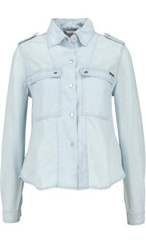Guess Jeans Koszula | Regular Fit | denim