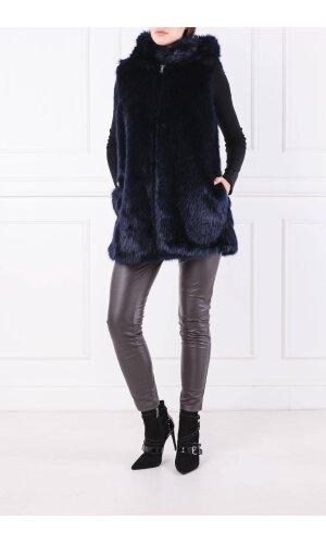 Guess Jeans Dwustronny kamizelka KIMIE | Regular Fit