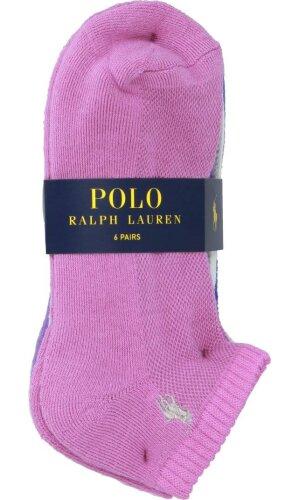 Polo Ralph Lauren Skarpety /stopki 6-pack